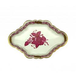 Porcelánová mistička - Herend