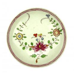 Porcelain plate - Meissen