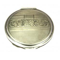 Stříbrná pudřenka