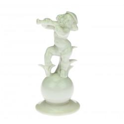 Porcelánová soška -...