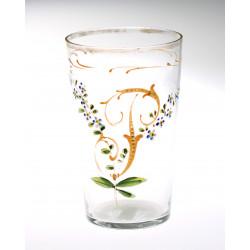Secesní sklenice