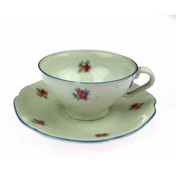 Porcelain mocha cup - Chodau