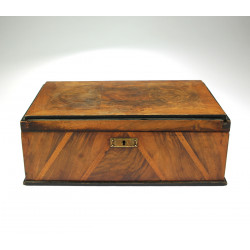Wooden box - turn of the...