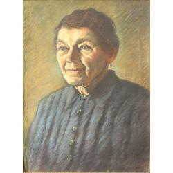 Portrét dámy - Havelka