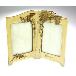 Secesní rámeček na fotografie