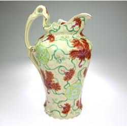 Porcelain Art Nouveau Jug