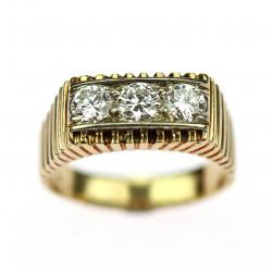 Diamantový prsten -...