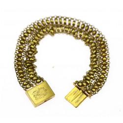 Zlatý náramek -...