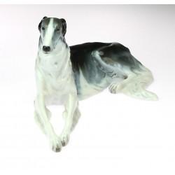 Lying dog - Rosenthal