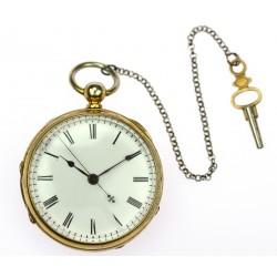 Klíčové kapesní hodinky -...