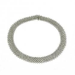 Briliantový náhrdelník - 50 ct