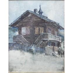 H. Schwaiger - Akvarel s...
