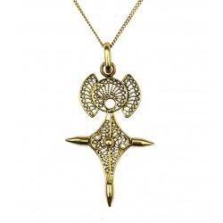 Gold necklace - Venus
