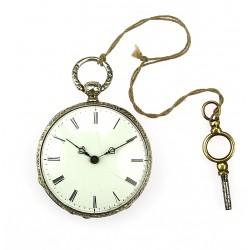 Klíčové kapesní hodinky  A....