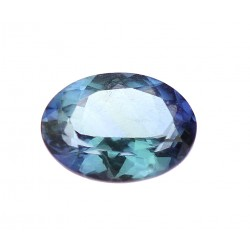 Volný kámen - tanzanit