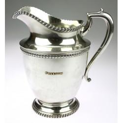 Silver Pitcher - Cartier