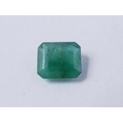 Volný kámen - smaragd 1,39 ct