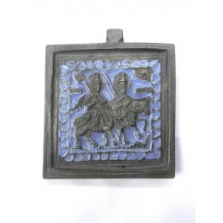 Travel plaque with st....
