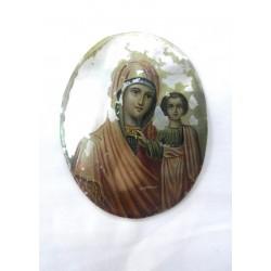 Medailka s Marií a Ježíškem