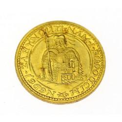 Zlatá mince - dvoudukát 1931