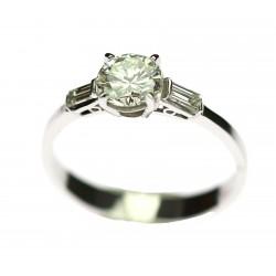Zlatý prsten prsten s...