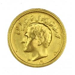 Zlatá mince - Mohammad Réza...