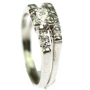 🇨🇿 Platinový dvojprsten s diamanty.  . . . .  🇬🇧 Platinum double ring with diamonds. . . . 58 000 Kč / 2231 EUR  . . . . . . . . #antique #laska #prague #jewelry #cinolterantique #modra #antiques #safir #diamonds  #starozitnosti #sperky #diamondsring #autumn #goldsmith #artdeco  #prague #igerscz #starozitnesperkyspribehem #prstensesafirem #cinolter