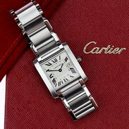 🇨🇿 Dámské náramkové hodinky značky model Cartier Tank Française. . . . 🇬🇧 Women's wristwatch brand Cartier Tank Française. . . . . . . . . #starozitnesperkyspribehem #hellofebruary #2021 #antique #cartierwatch #prague #slowfashion #cinolterantique #red #cartier #naramkovehodinky #brand #prsten #antiqueslover #goldsmith #heartbeat #prague #damskehodinky #steel