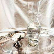 🇨🇿 Letní osvěžení s karafou z křišťálového skla Moser. . . 🇬🇧 Summer refreshment with a carafe made of Moser crystal glass. . . . #starozitnesperkyspribehem #loveyou #prague #moderni #cinolterantique #leto #antiques #citron #moser #starozitnosti #sperky #artdeco #instagood #leto2020 #stribro #vanityfairvintage #igerscz #antiquescinoltr #praha
