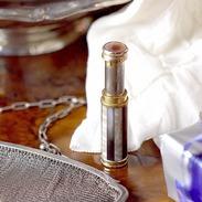 """🇨🇿 Cestovní flakón na parfém s pumpičkovým rozprašovačem. Model Le Kid zdobený perletí byl vyroben dle návrhu francouzského designéra Marcela Francka kolem roku 1920. Značeno LE KID - BTE SGDG - FRANCE. BTE SGDG je zkratkou slova Breveté Sans Garantie du, jde především o průlomový vystřelovací mechanismus otvírání flakónu."""" . . .  🇬🇧 Travel perfume bottle with pump sprayer. The Le Kid model decorated with mother-of-pearl was made according to the design of the French designer Marcel Franck around 1920. Marked LE KID - BTE SGDG - FRANCE. BTE SGDG is an abbreviation of the word Breveté Sans Garantie du Gouvernement loosely translated """"patented by the state"""", it is primarily a breakthrough firing mechanism for opening the vial. """" . . . 4 500 Kč / 173 € . . . . . . . . . . #starozitnesperkyspribehem #starozitnosti #historie #francie #retrostyle #antik #retro #france #travel #czechrepublic #parfume #vintage #lifestyle #starozitnost #motherofpearl #harmonie #beuty #sberatelstvi  #umeni #prevence #meditace #life  #art #vintige #history #vune #sport  ."""