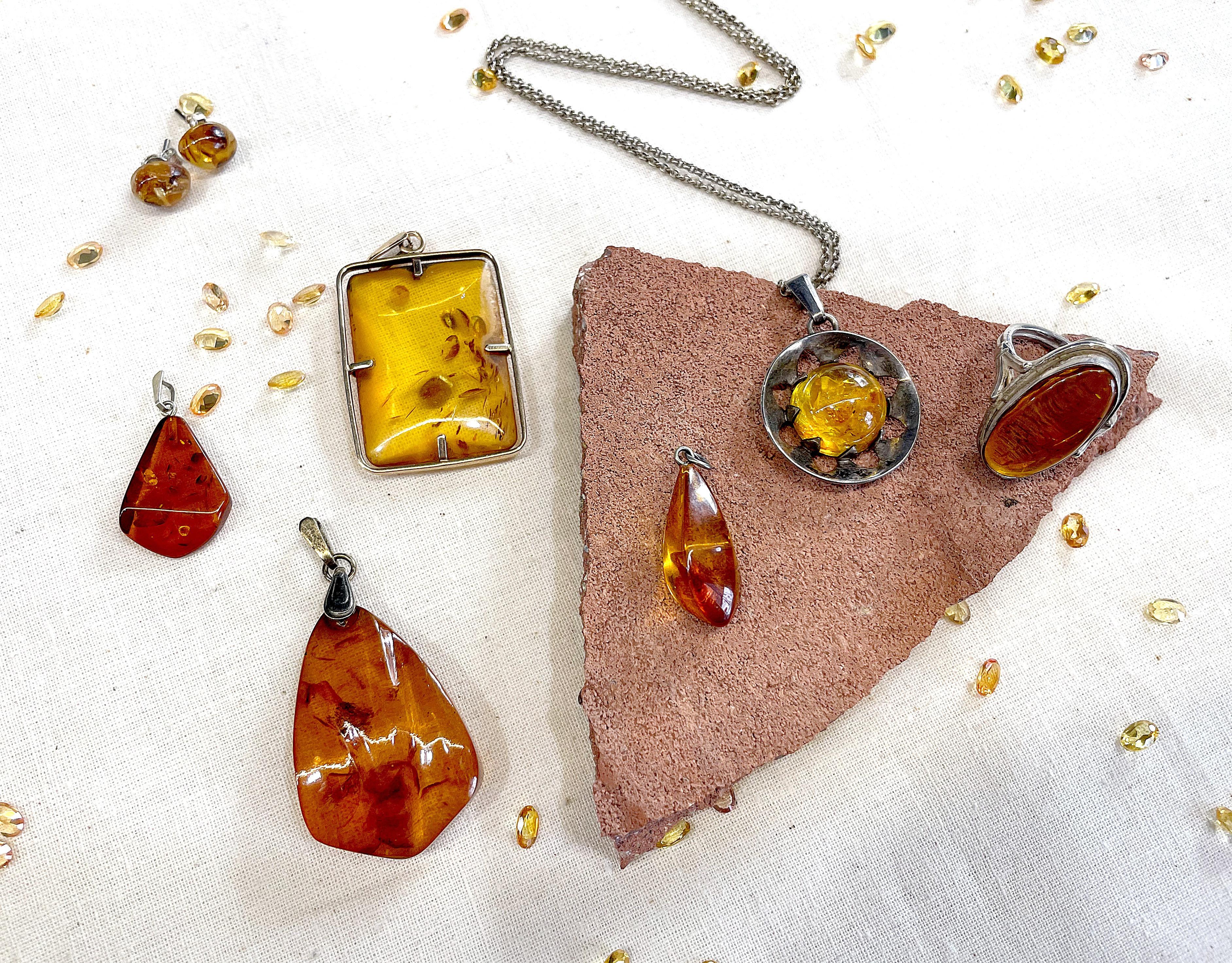 Jantar – zlato severu