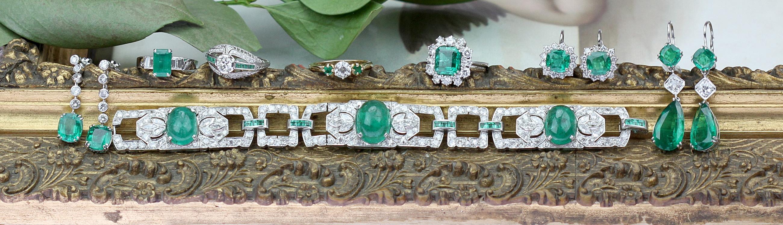 Nehynoucí krása smaragdů