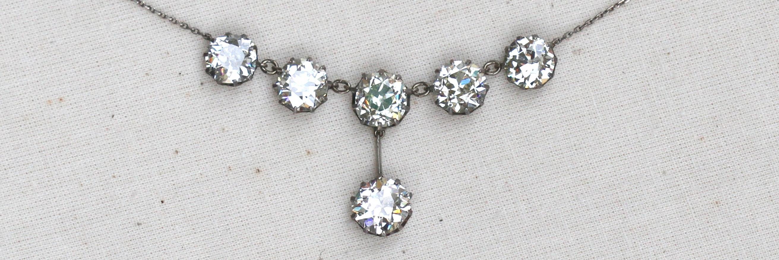 Věčné a nádherné diamanty