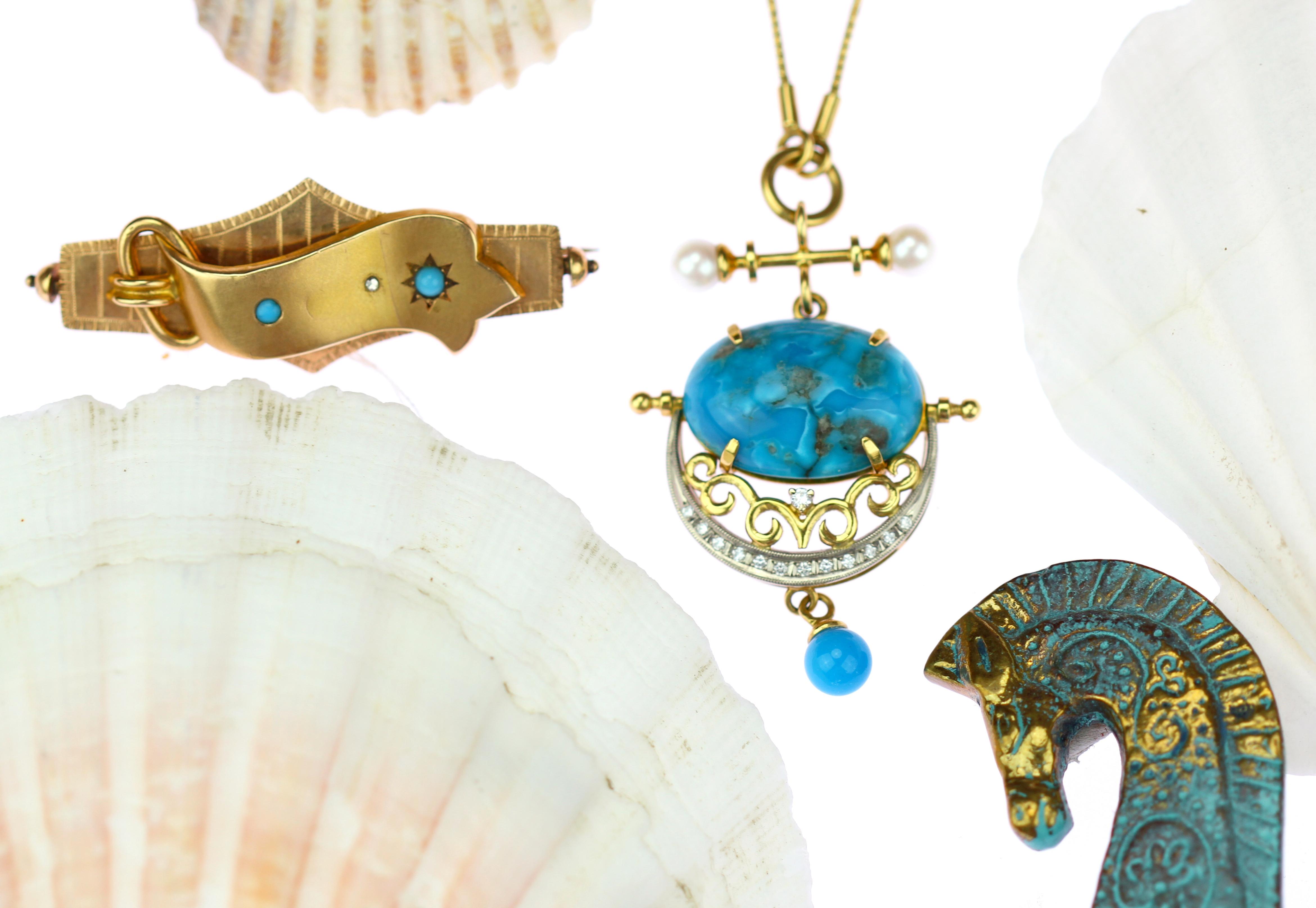 Šperky, ze kterých sálá léto
