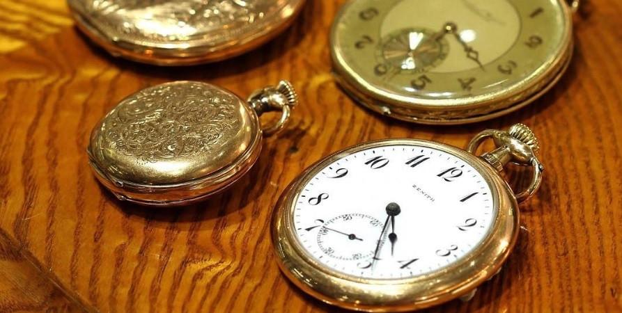 Kapesní hodinky pro fajnšmekry a gentlemany
