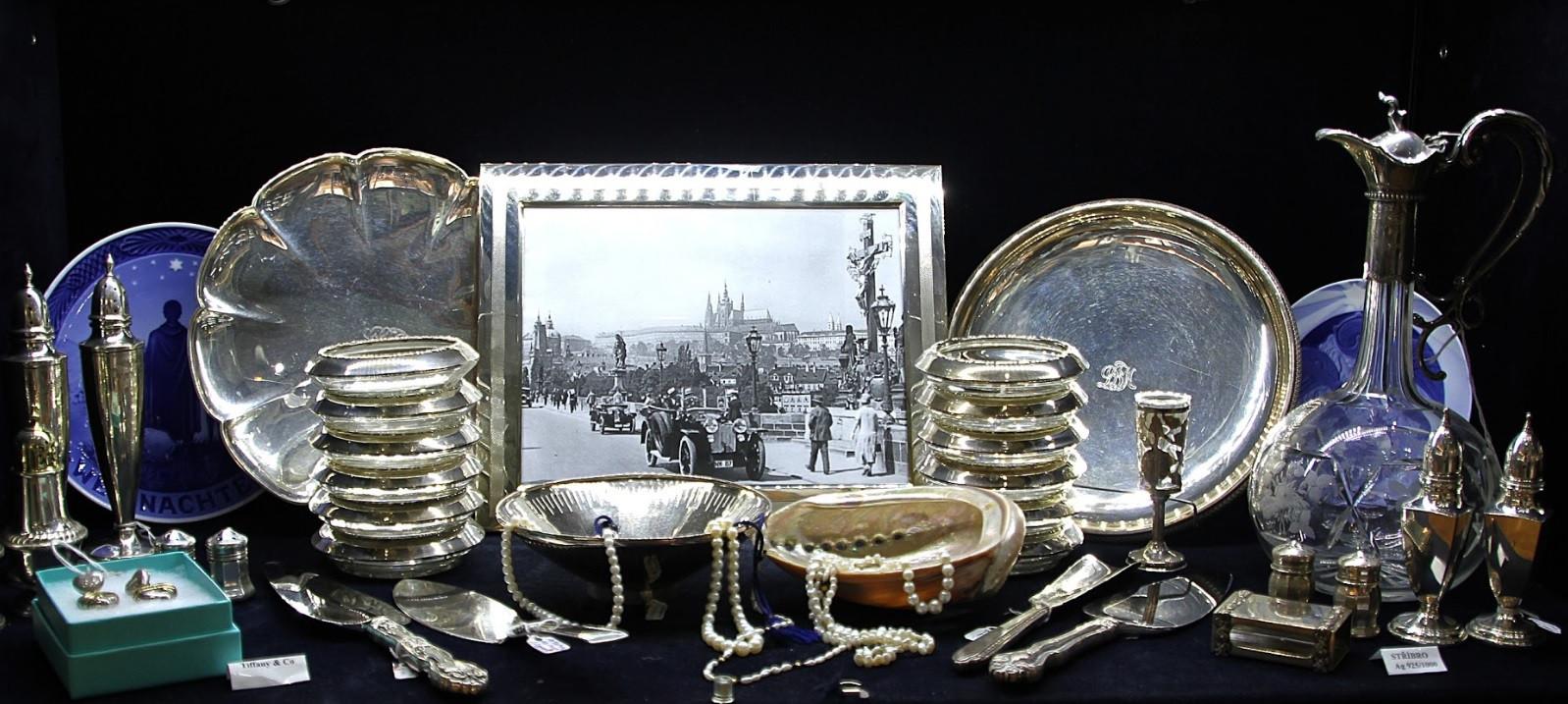 Rodinné stříbro na sváteční tabuli