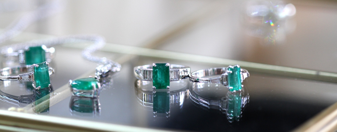 Green Coloured Gemstones